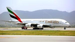 Авиакомпания Эмирейтс: норма провоза багажа