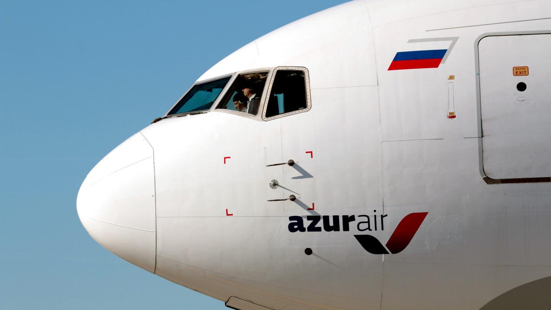 Azur Air багаж