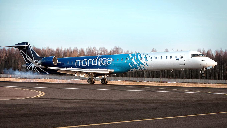 Nordica багаж