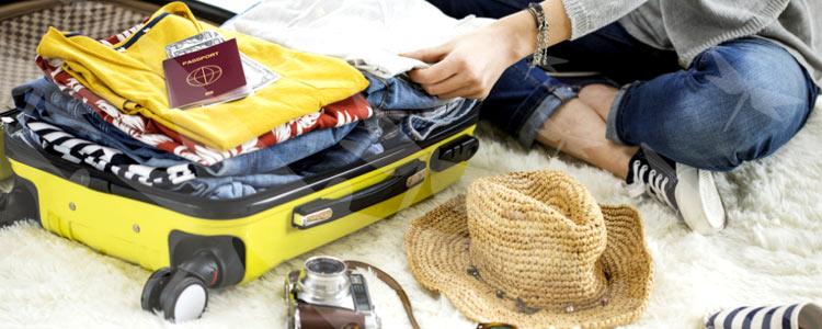вес багажа на Nordica