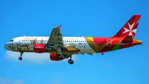 Air Malta ручная кладь