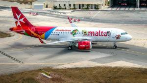 багаж Air Malta