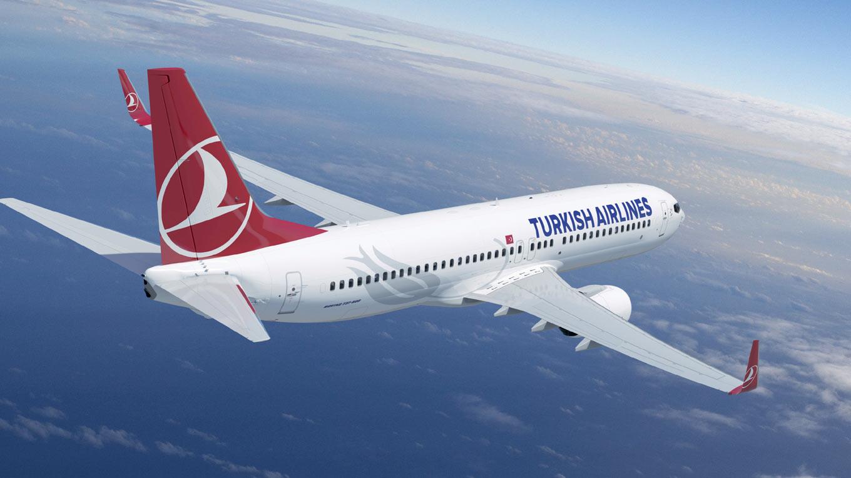 Турецкие авиалинии ручная кладь