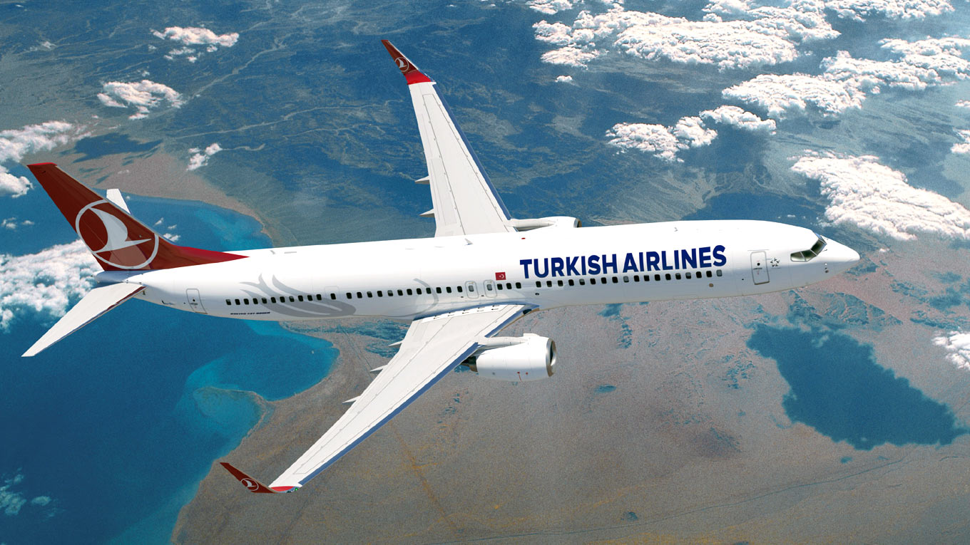багаж на Turkish Airlines