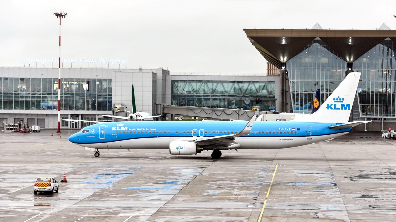 KLM ручная кладь