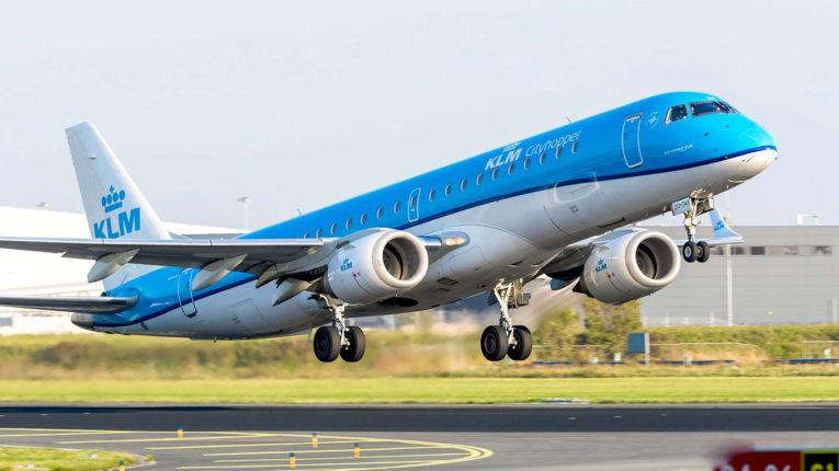 багаж на KLM