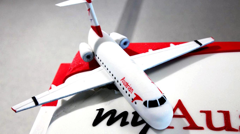 ручная кладь Austrian Airlines