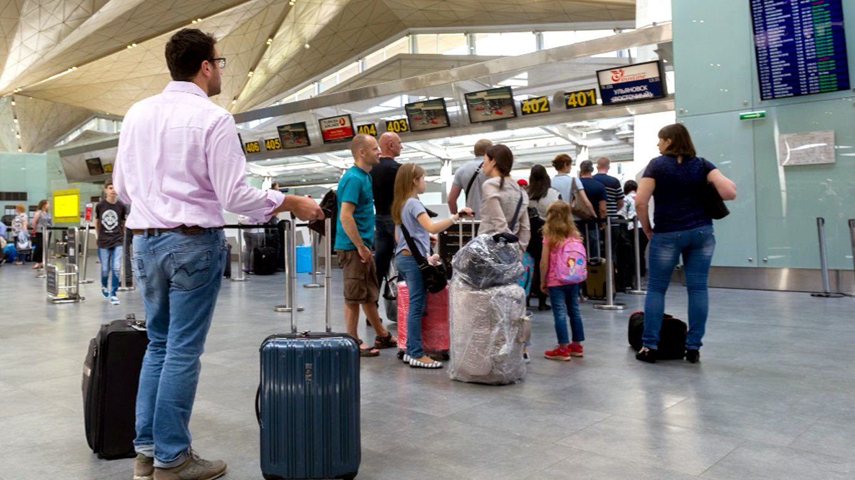 Austrian Airlines провоз багажа
