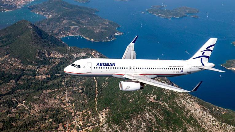 Aegean Airlines багаж