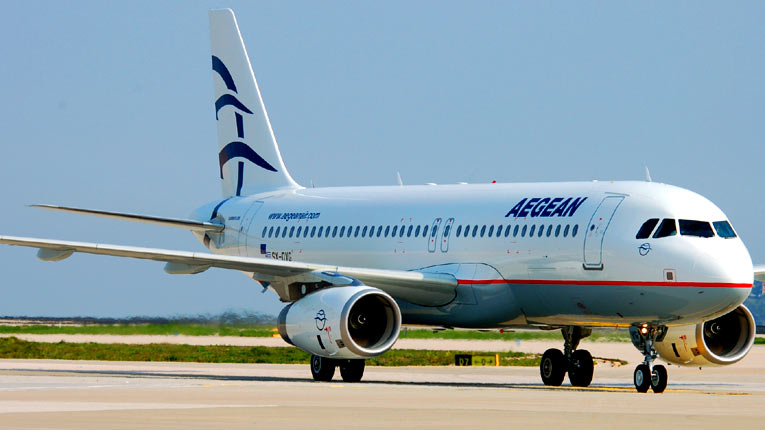 ручная кладь Aegean Airlines