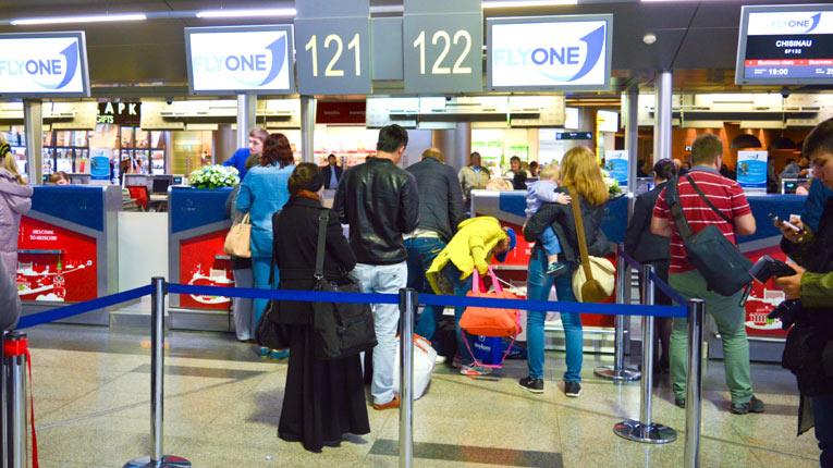 багаж Fly One