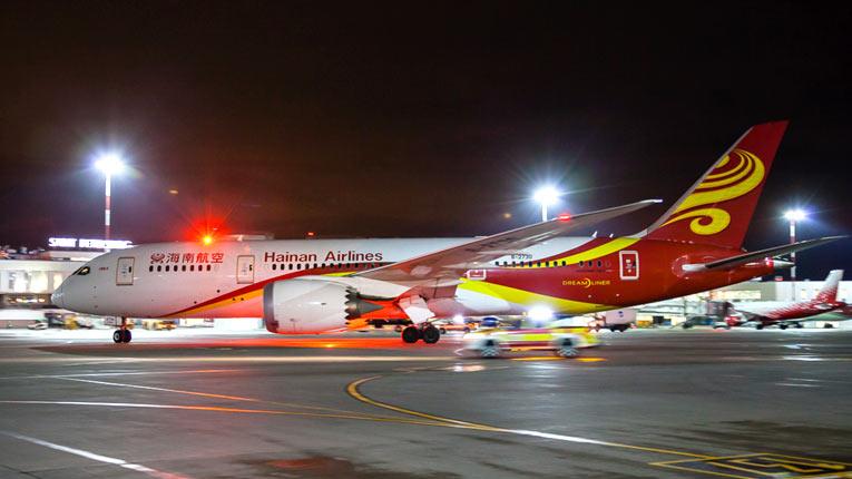ручная кладь Hainan Airlines