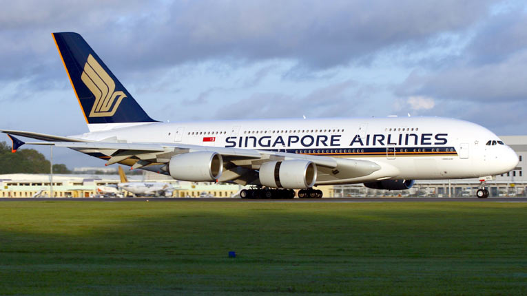 Singapore Airlines багаж