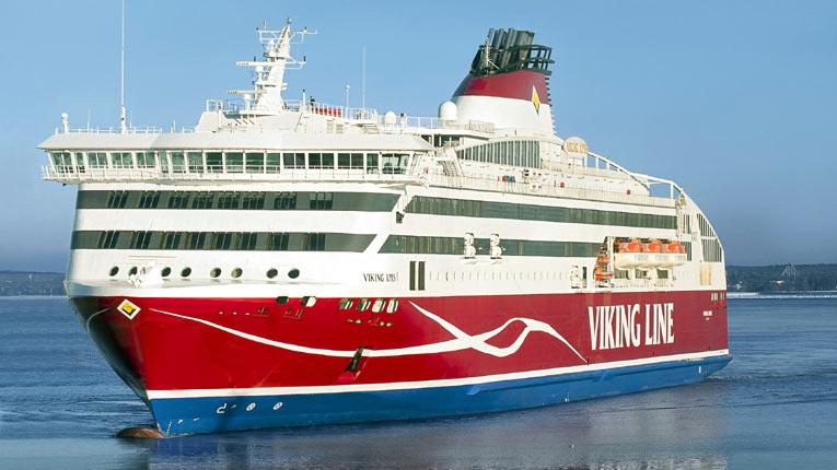 багаж Viking Line