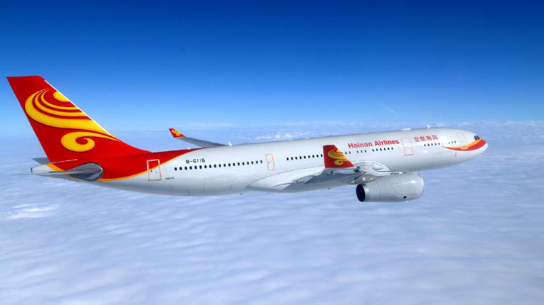 Hainan Airlines багаж