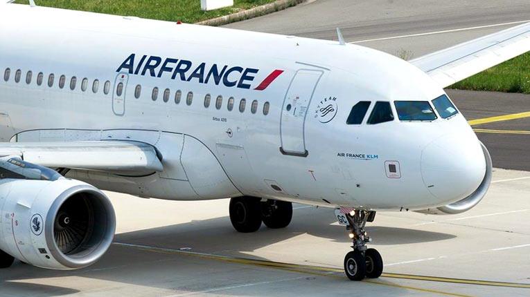 Air France багаж