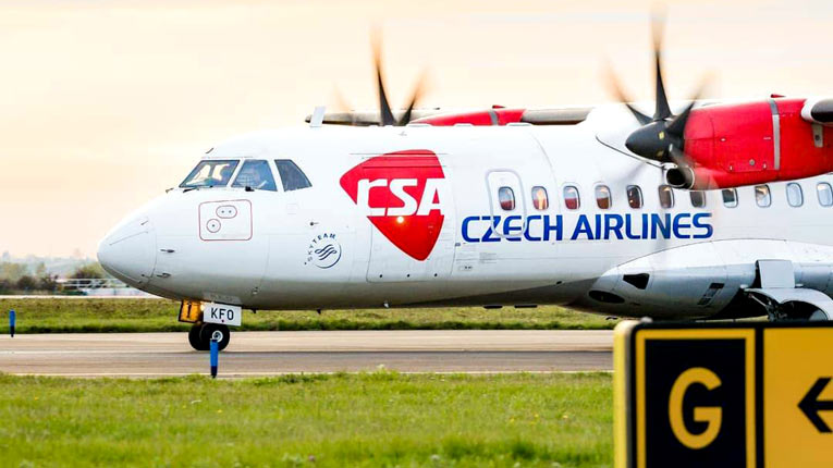ручная кладь Czech Airlines