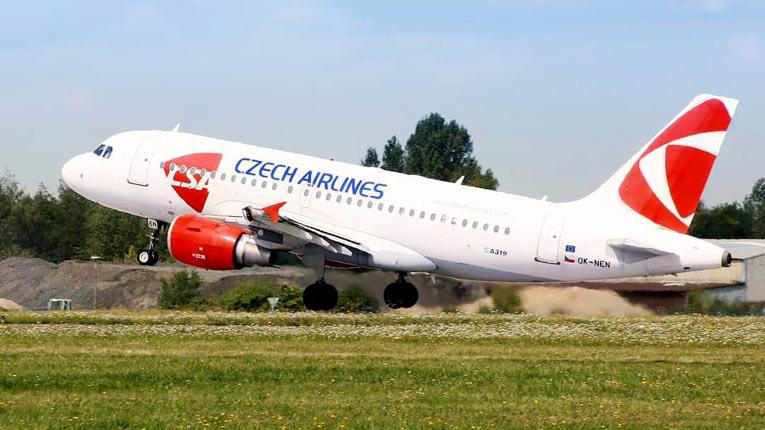 багаж Czech Airlines