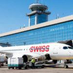 SWISS багаж