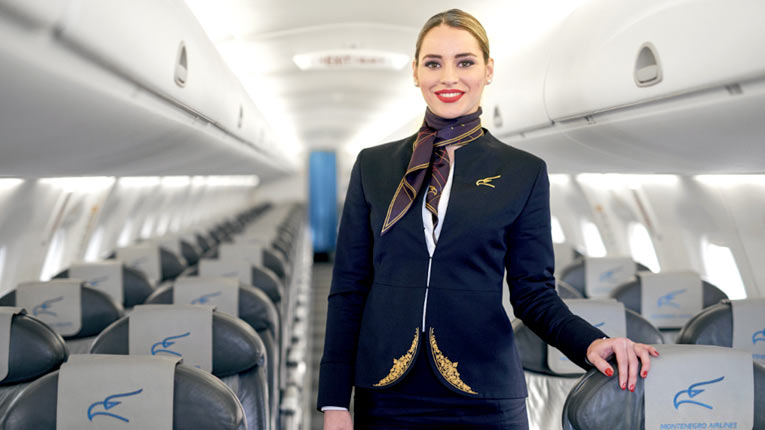Montenegro Airlines ручная кладь