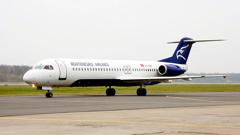 Montenegro Airlines багаж
