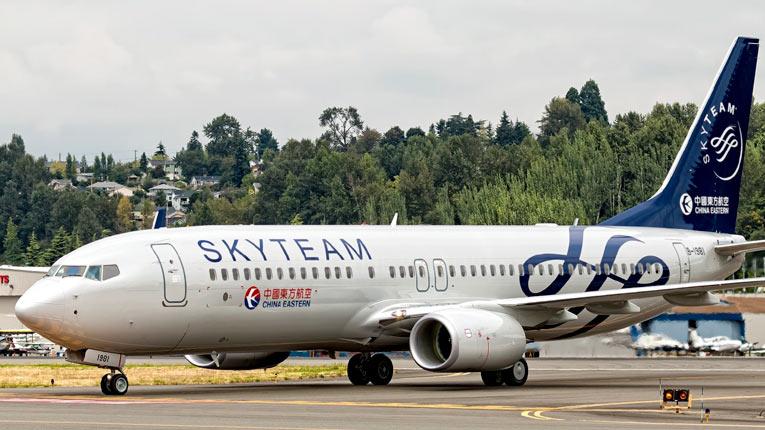 багаж рейсах China Eastern Airlines