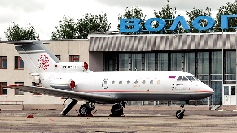 Провоз багажа на самолетах Вологодского авиапредприятия